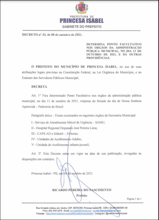 Decreto 43_PMPI