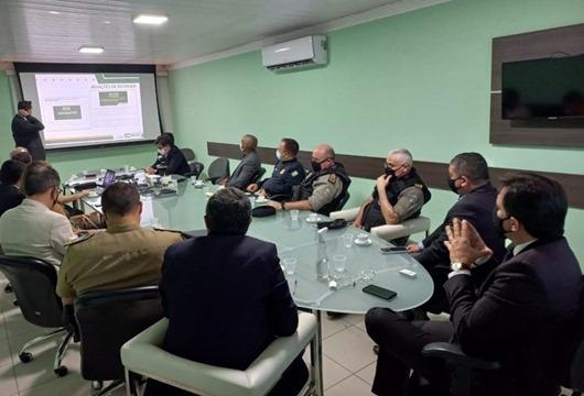 Forças de Segurança da Paraíba