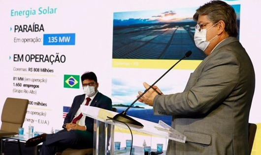 João Azevêdo_Fórum Alternativas Energéticas